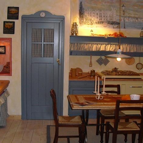 Cucina ad angolo modello Doria by Marchi Cucine scontata - Cucine ...