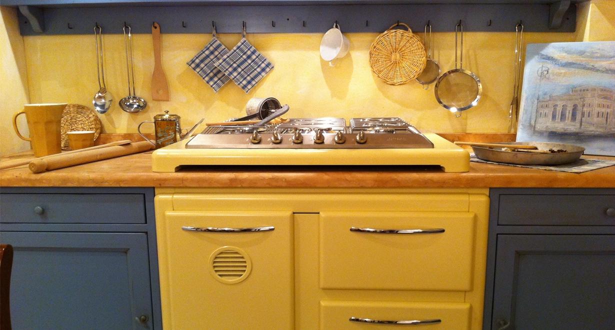 Cucina ad angolo modello doria by marchi cucine scontata - Composizione cucina ad angolo ...