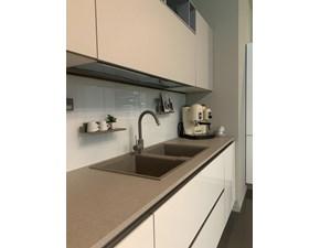 Cucina ad angolo moderna Alevè Stosa a prezzo ribassato