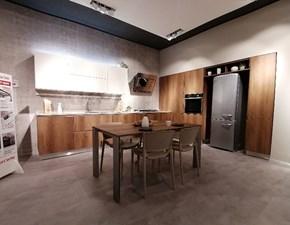 Cucina ad angolo moderna Ethica - 619 Veneta cucine a prezzo ribassato