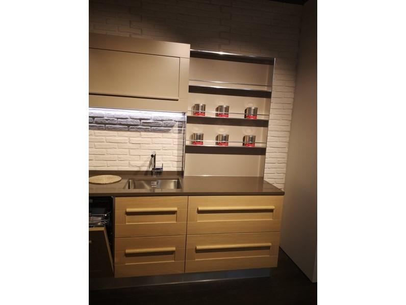 Cucina ad angolo moderna Gallery Lube cucine a prezzo ribassato