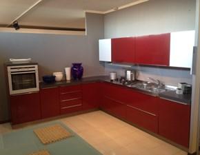 Cucina ad angolo moderna Gio' Cesar cucine a prezzo scontato