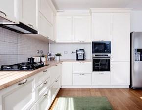 Cucina ad angolo moderna Mobilike terry Artigianale a prezzo ribassato