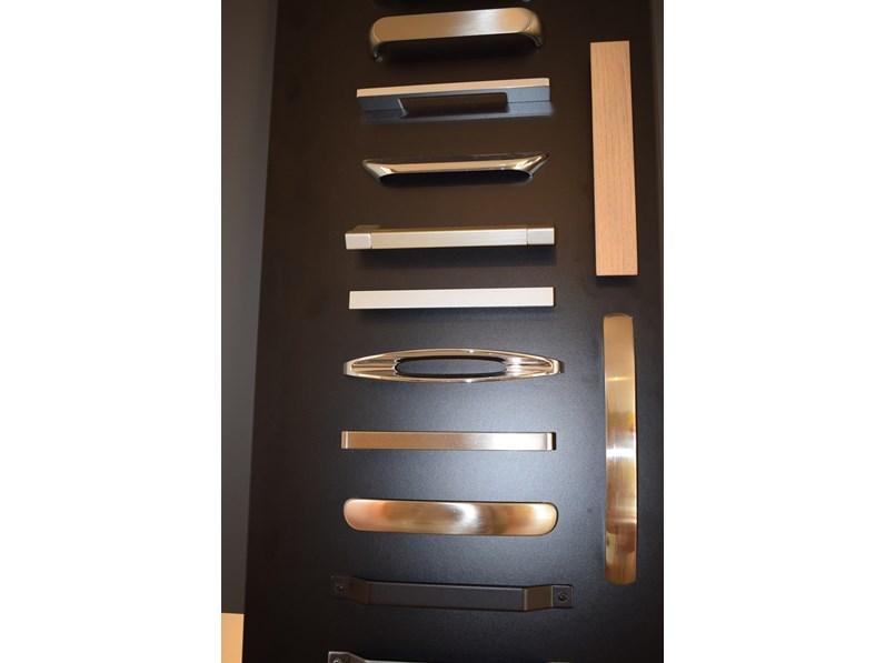 Cucina Ad Angolo Moderna Modello Cloe Rovere Provenza Arredo 3 Cucine
