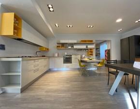Cucina ad angolo moderna Sax  Scavolini a prezzo scontato