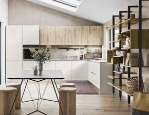 Cucina ad angolo moderna Smart  Gicinque cucine a prezzo scontato