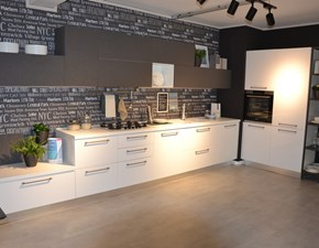 Cucina ad angolo moderna Sonora Evo cucine a prezzo scontato