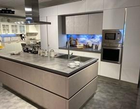 Cucina ad angolo moderna Urban  Record cucine a prezzo scontato