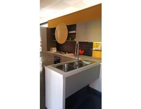 Cucina ad angolo moderna Valencia Del tongo a prezzo scontato