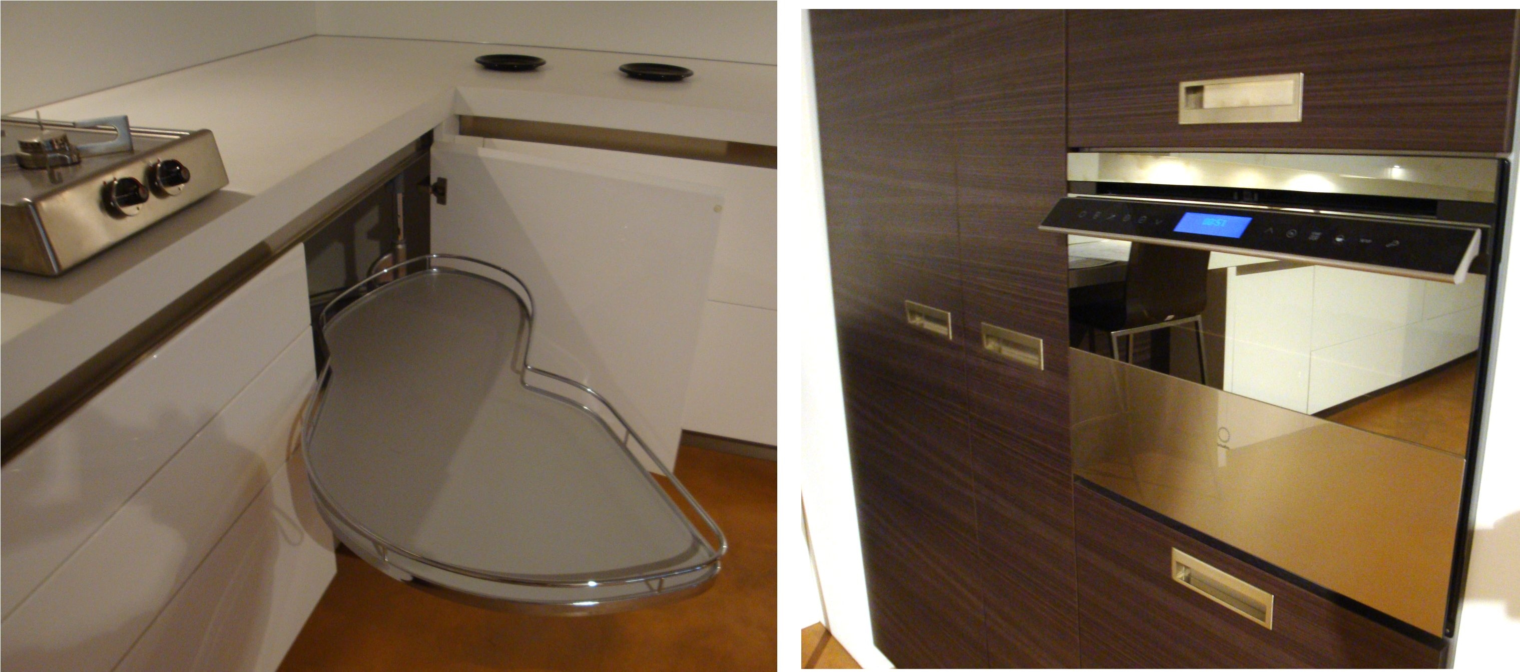 Cucine Ad Angolo Moderne. Cucine Ad Angolo Moderne Con Piano Cottura ...