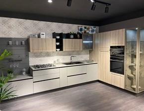 Cucina ad angolo Round Lube cucine con un ribasso vantaggioso