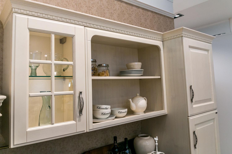 Cucine Scavolini Baltimora Prezzi : Cucina ad angolo scavolini baltimora piano granito