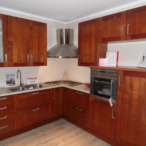 Cucina ad angolo scavolini carol scontata del 34 cucine - Cucina scavolini carol ...