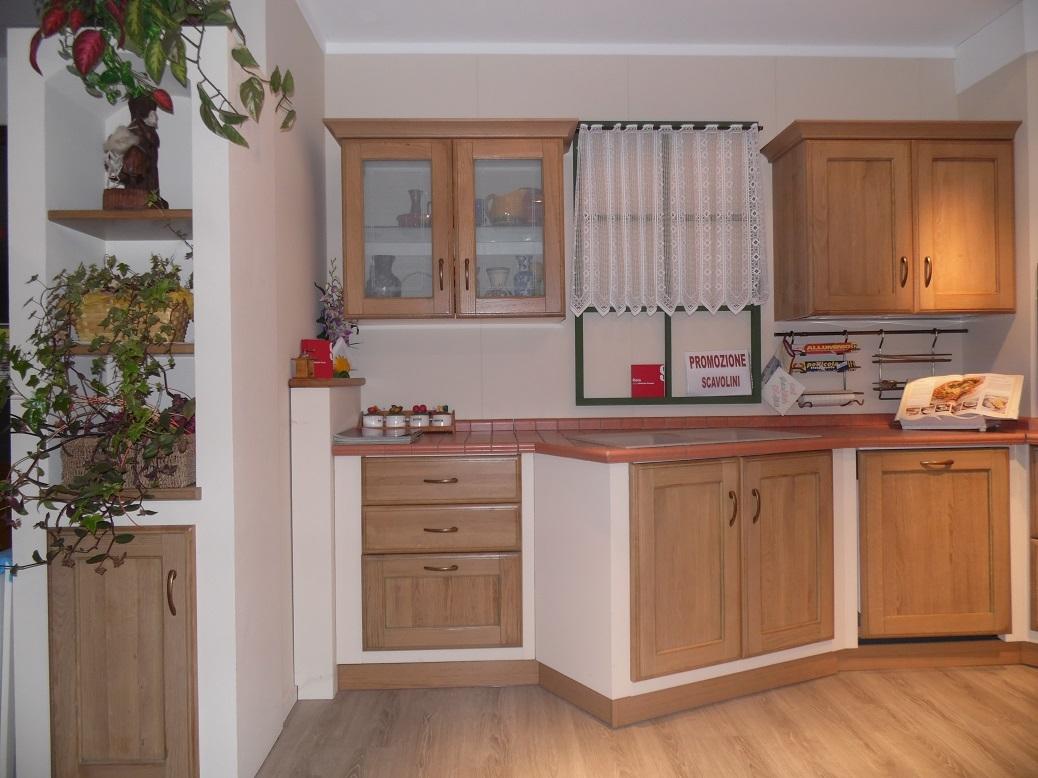 Cucine ad angolo scavolini cucina ad angolo scavolini modello esprit scontata del cucina ad - Cucine angolari piccole dimensioni ...