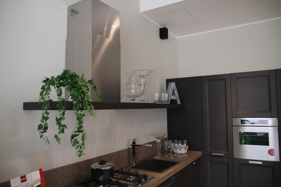 Gallery of cucina ad angolo scavolini modello esprit - Cucine moderne ad angolo con isola ...