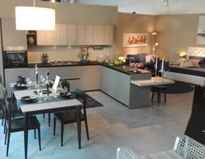 Cucina ad angolo Smart Nova cucina con un ribasso vantaggioso