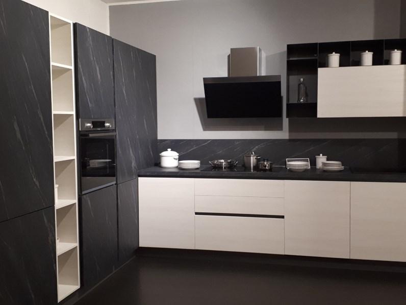 Cucina ad angolo Stella-Accapielle Novità Salone del Mobile a prezzo ...