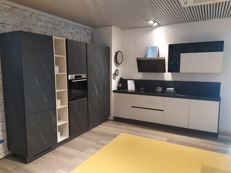 Cucina Ad Angolo Stella Accapielle Novita Salone Del Mobile A Prezzo Scontato