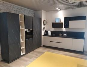 Cucina ad angolo Stella-Accapielle Novità Salone del Mobile a prezzo scontato