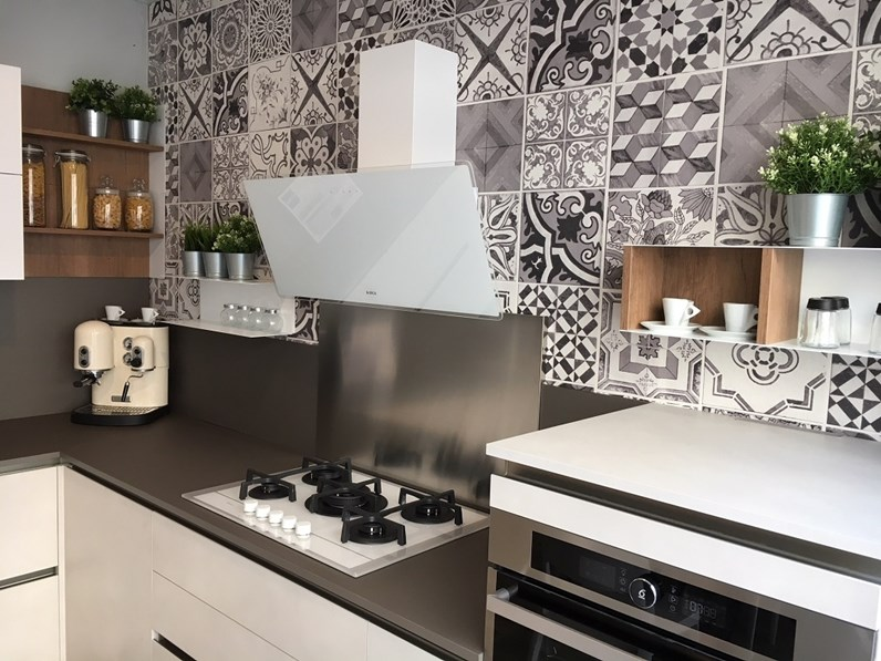 Cucina ad angolo stosa cucine infinity a prezzi outlet for Outlet cucine di marca