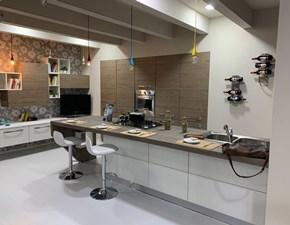 Cucina ad isola Arrex isola e soggiorno Arrex con un ribasso vantaggioso