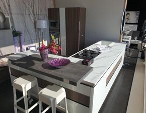 Cucina ad isola design Eos Evo cucine a prezzo ribassato