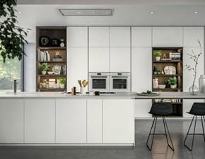 Cucina ad isola design Yota Armony a prezzo scontato