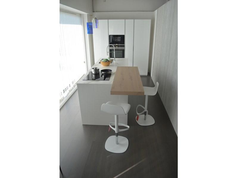 Cucina ad isola Doimo Cucine scontata del 32% - Cucine a prezzi ...