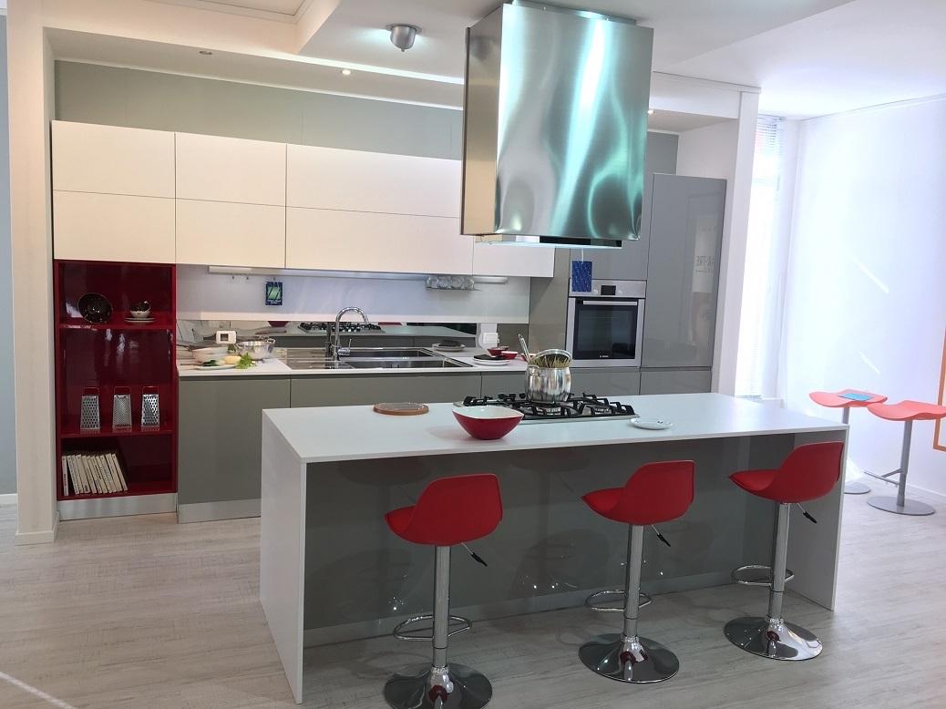 Cucina ad isola flo di artre scontata cucine a prezzi scontati - Cucina ad isola ...