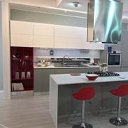 Cucina ad isola Flo di Artre scontata