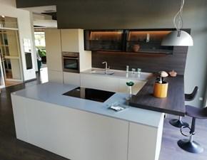 Cucina ad isola Light Modulnova con uno sconto vantaggioso
