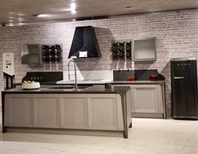 Cucina ad isola Lux kitchen Berloni cucine con uno sconto vantaggioso