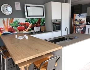 Cucina ad isola Materia Doimo cucine con uno sconto vantaggioso