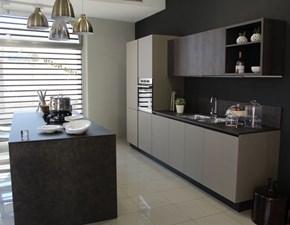 Cucina ad isola moderna Colibri Forma 2000 a prezzo ribassato