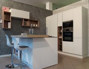 Cucina ad isola moderna Color trend Stosa cucine a prezzo scontato