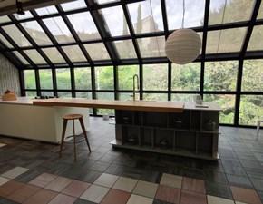 Cucina ad isola moderna E0 Effe.ti cucine a prezzo scontato