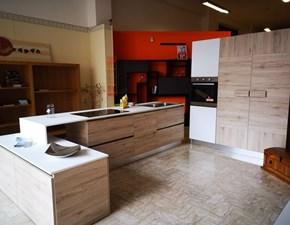 Cucina ad isola moderna Oslo Gicinque a prezzo ribassato