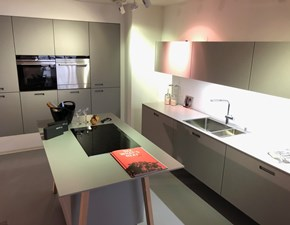 Cucina ad isola Next 125 - nx902 Artigianale con un ribasso del 50%