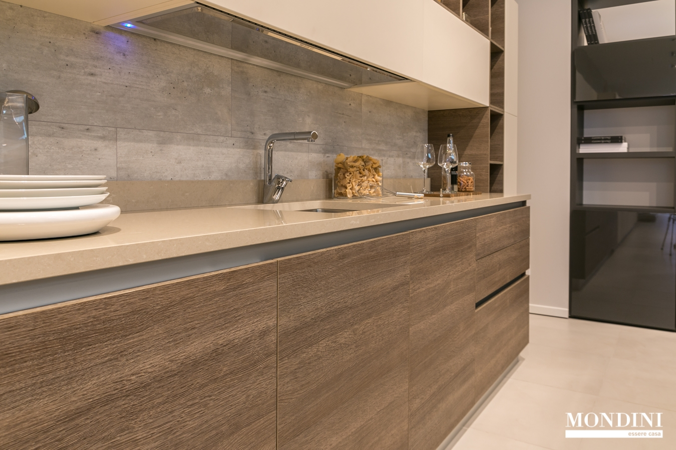 Cucine Scavolini Scontate : Cucina ad isola scavolini modello liberamente scontata del