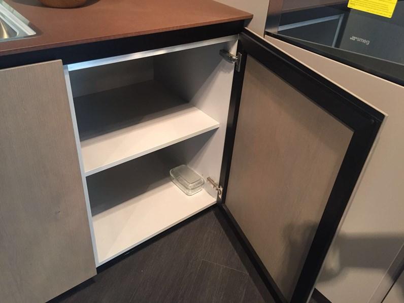 Cucina ak 04 arrital in occasione al 53 moderna laccato e - Cucine moderne legno e laccato ...