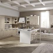 Cucina mod.Carlotta Canapa gessato