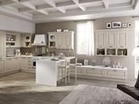 Ala Cucine Cucina Carlotta versione canapa gessato scontato del -30 %