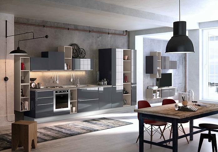 Cucina Ala Cucine Gold di ala cucine scontato del -30 % - Cucine a ...