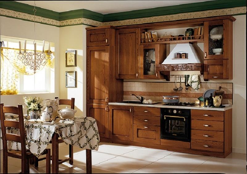 Ala cucine cucina tosca di ala cucine scontato del 30 cucine a prezzi scontati - Cucine ala prezzi ...