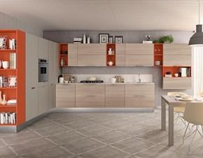 Cucina modello Onda di Ala cucine