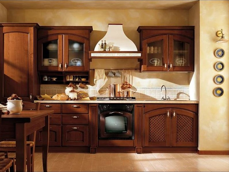 Cucina ala modello taormina for Nuova casa classica bad aibling