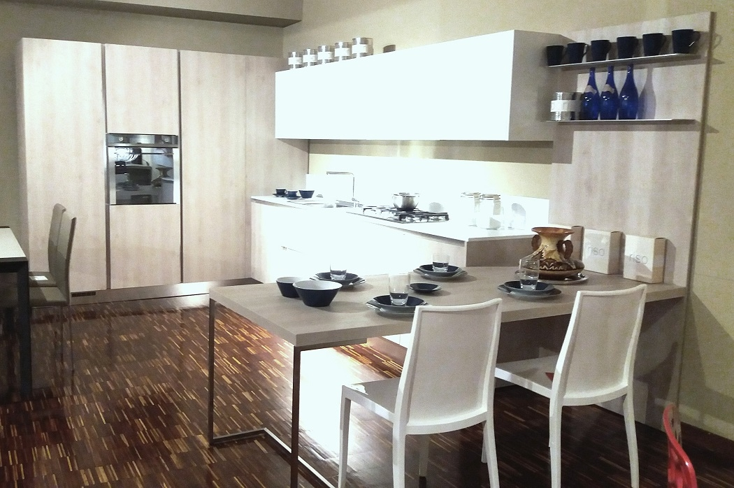 Cucina Alta cucine Alta cucina modello rovere venato Design Legno ...