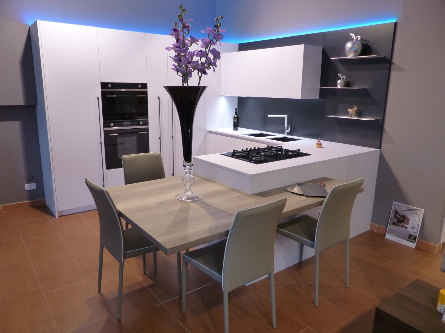 Emejing cucine fascia alta contemporary acrylicgiftware for Beligni arredamenti