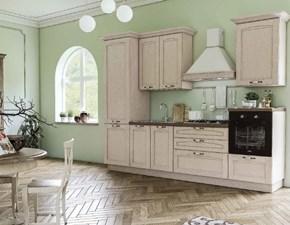 Cucina altri colori classica lineare Alma  Evo cucine in Offerta Outlet