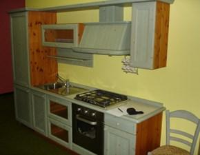 Cucina altri colori classica lineare Canard Grattarola in Offerta Outlet